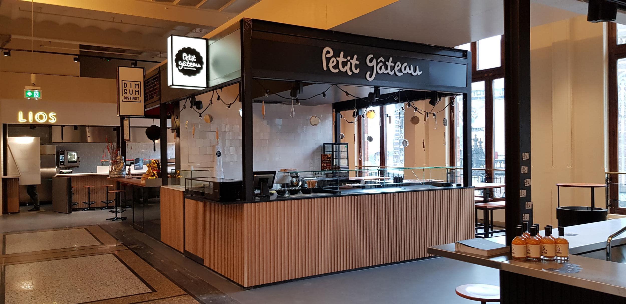 Petit Gateau Foodcenter Magna Plaza