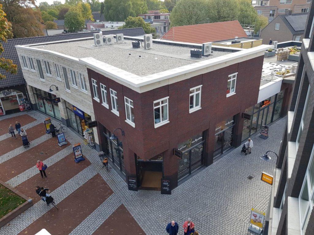 nieuwbouw centrumplan Rosmalen