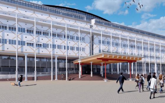 renovatie Stadhuis Apeldoorn impressie