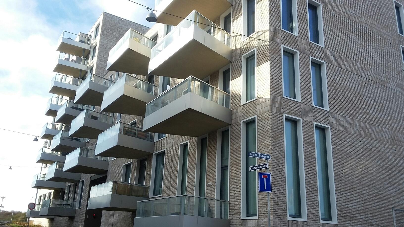 Appartementencomplex ZuidDuin
