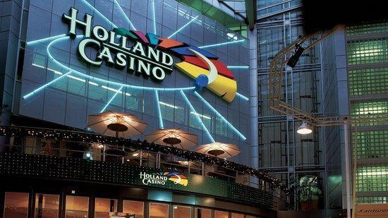 verbouwing Holland Casino te Rotterdam