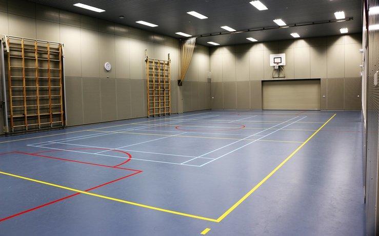 Gymzaal KinderCampusNoord