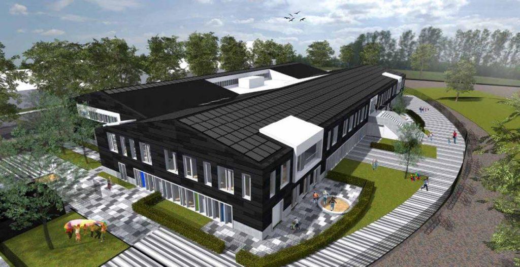 nieuwbouw MFA Kreekrijk bbc-toezicht