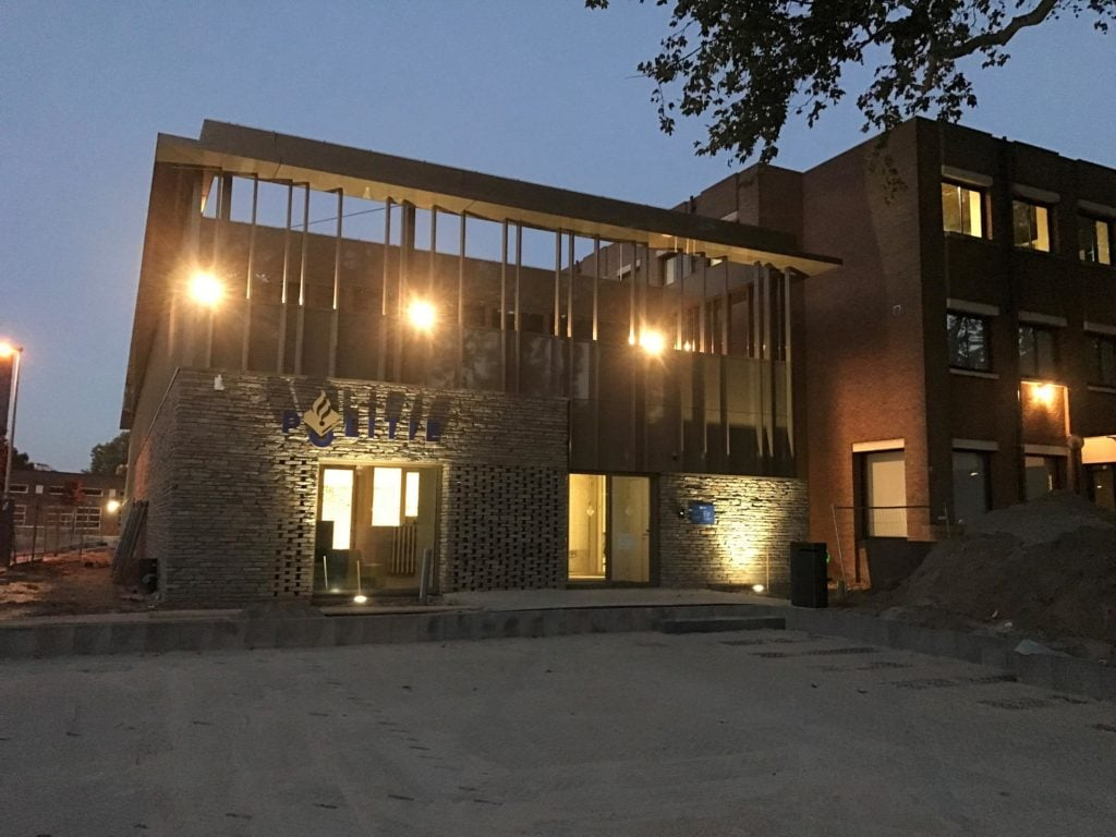 nieuwbouw politiebureau te Venray gerealiseerd