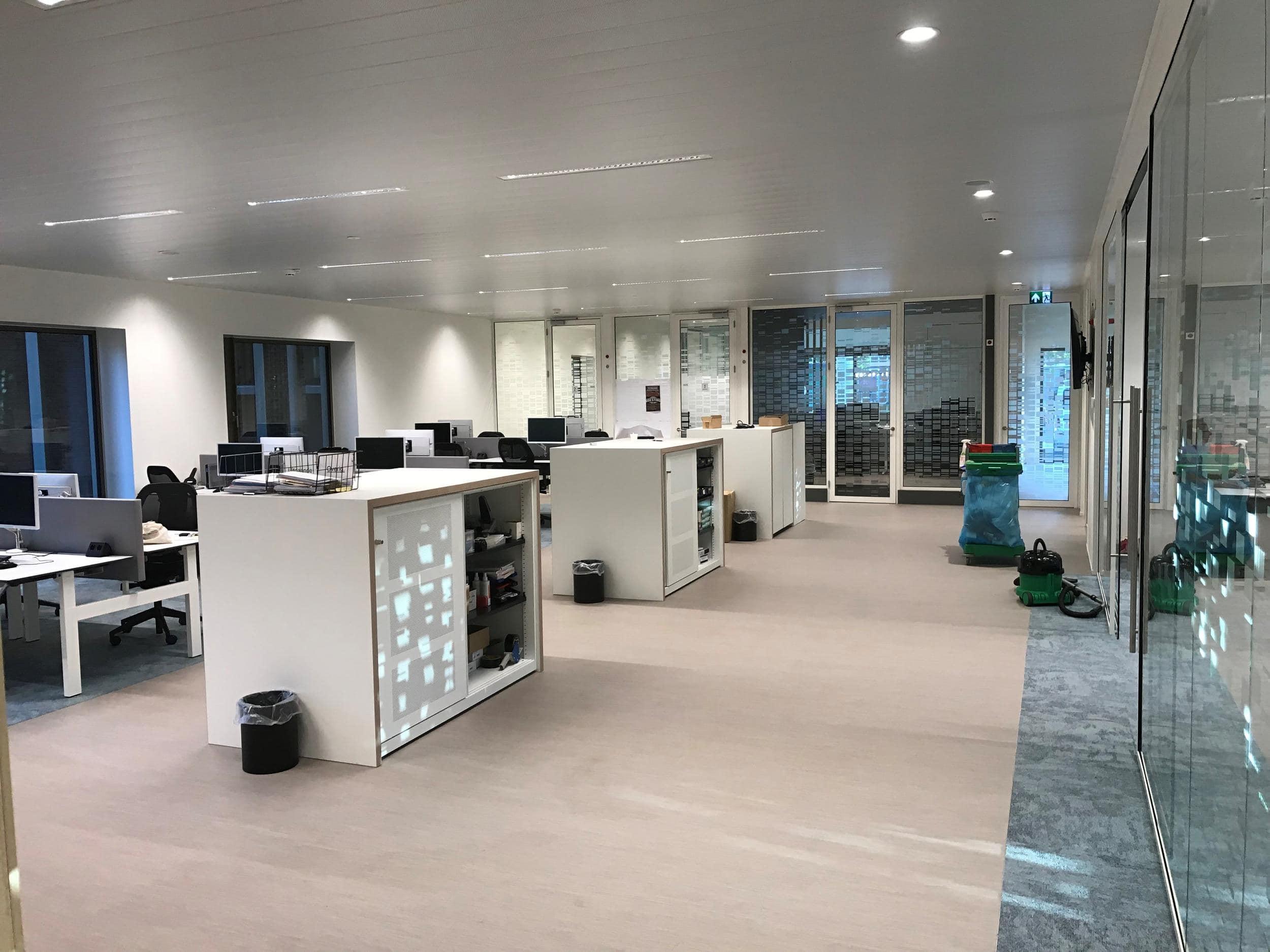 Nieuwbouw politiebureau te Venray kantoor