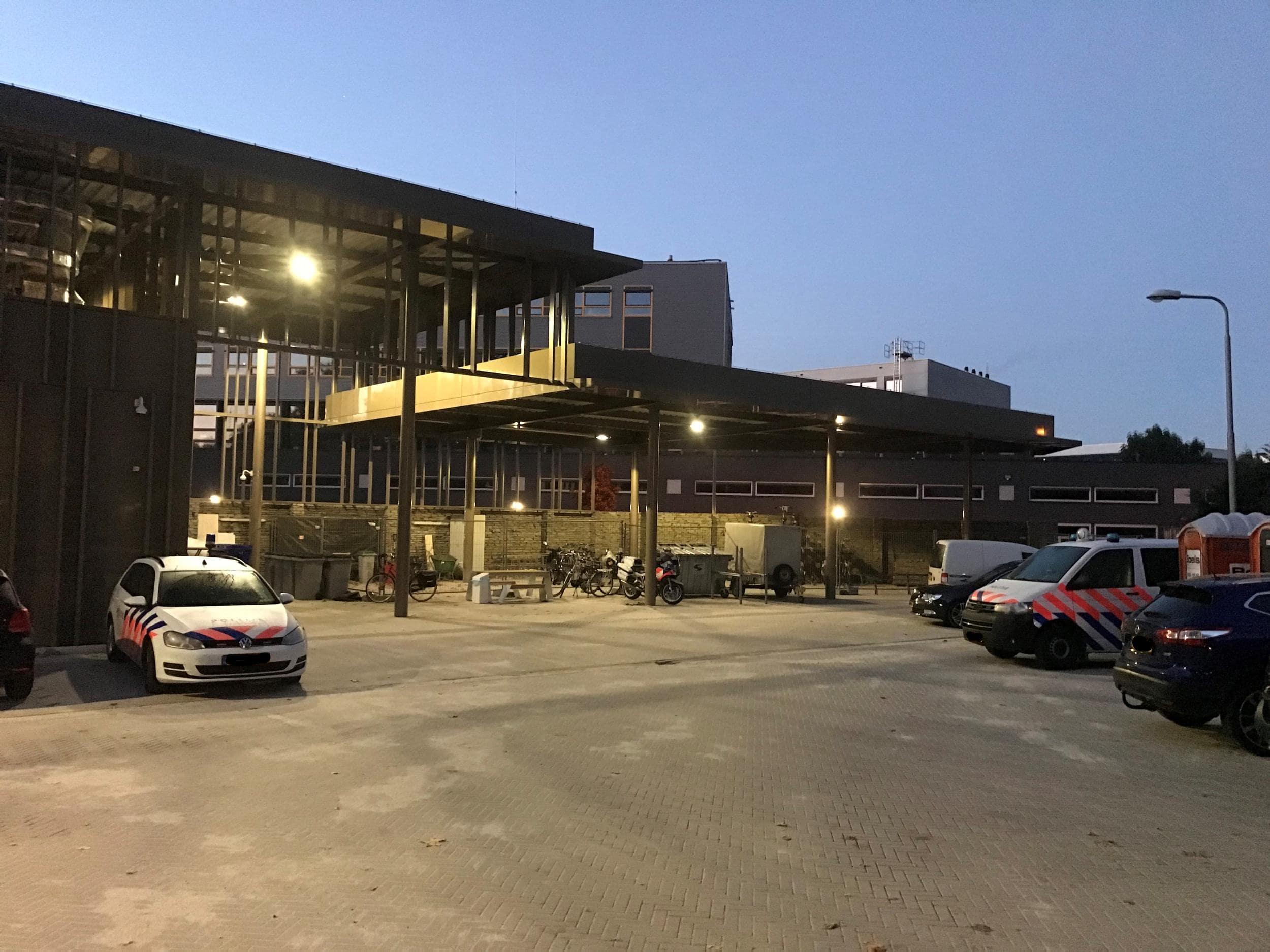 Nieuwbouw politiebureau te Venray