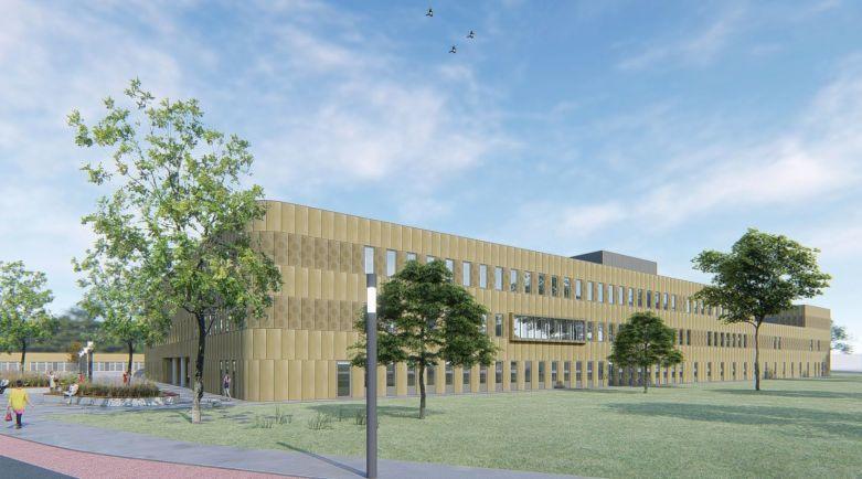 nieuwbouw medisch centrum Vechtdal