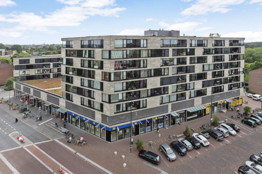 Nieuwbouw Dr. Struyckenplein te Breda