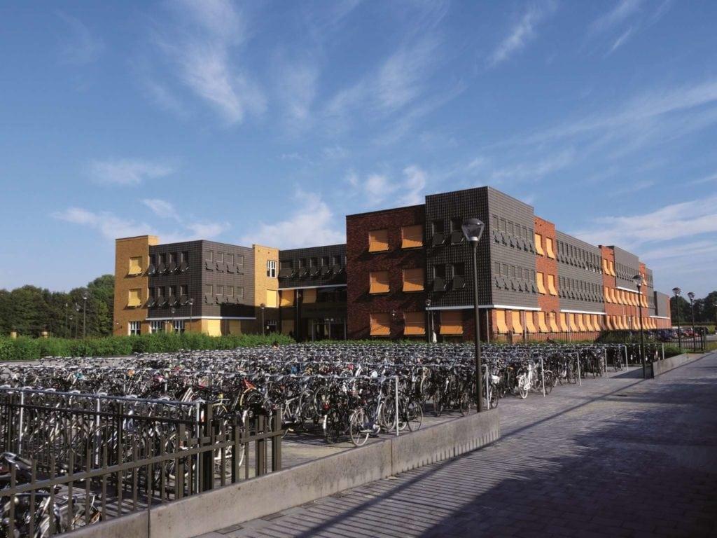 Nieuwbouw Carolus Borromeus college