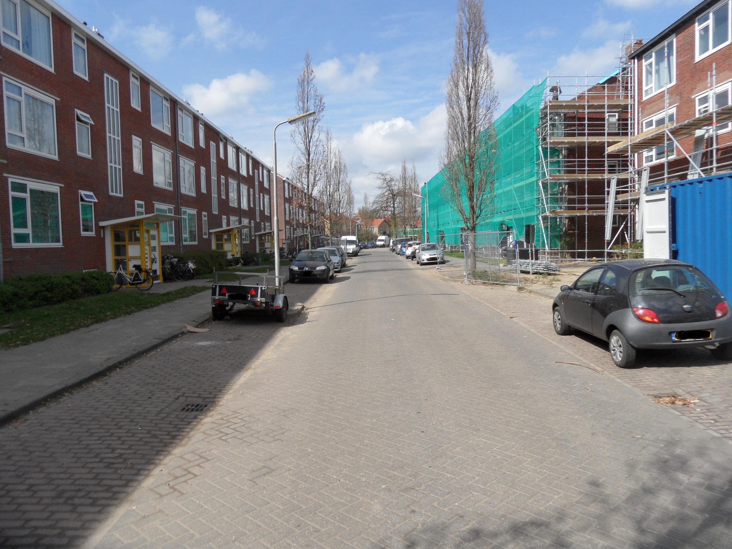Jan van Scorelstraat woningen