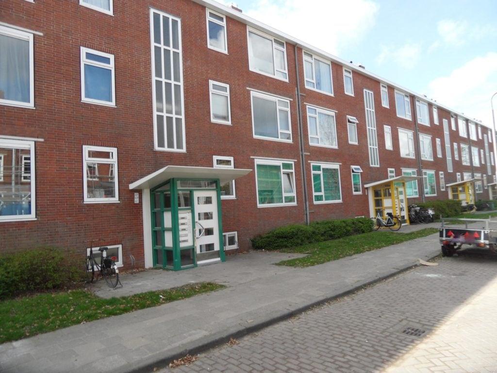 Renovatie Jan van Scorelstraat te Leeuwarden
