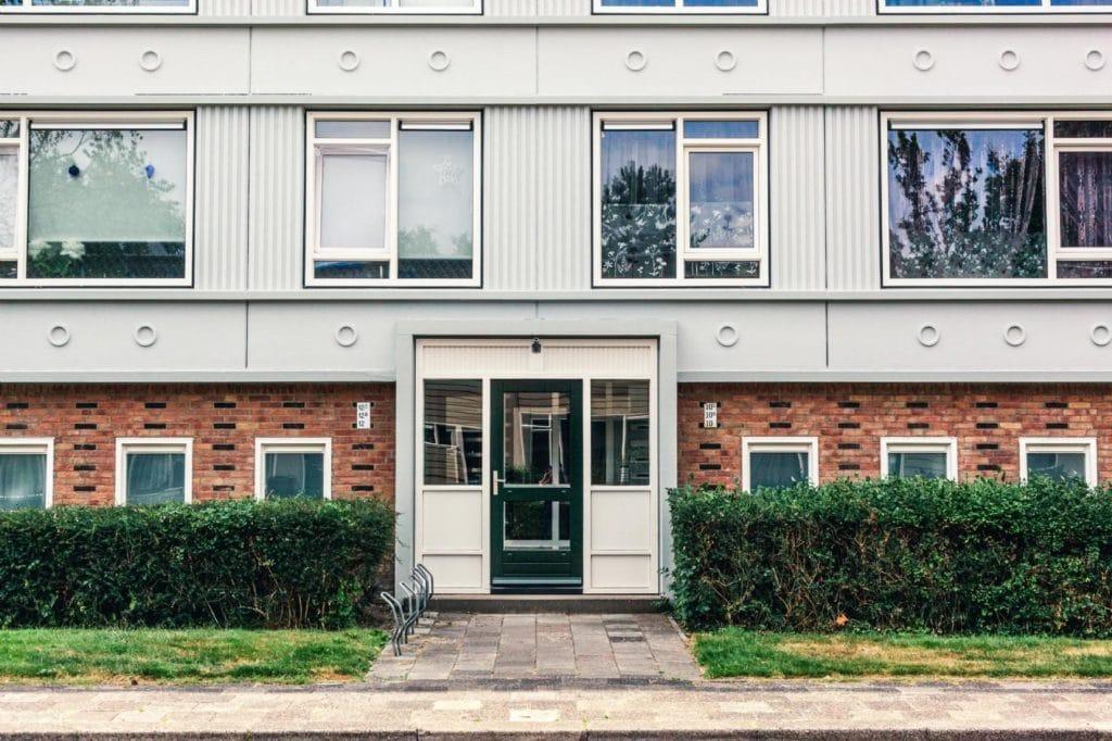 Renovatie woningen Boeierstraat