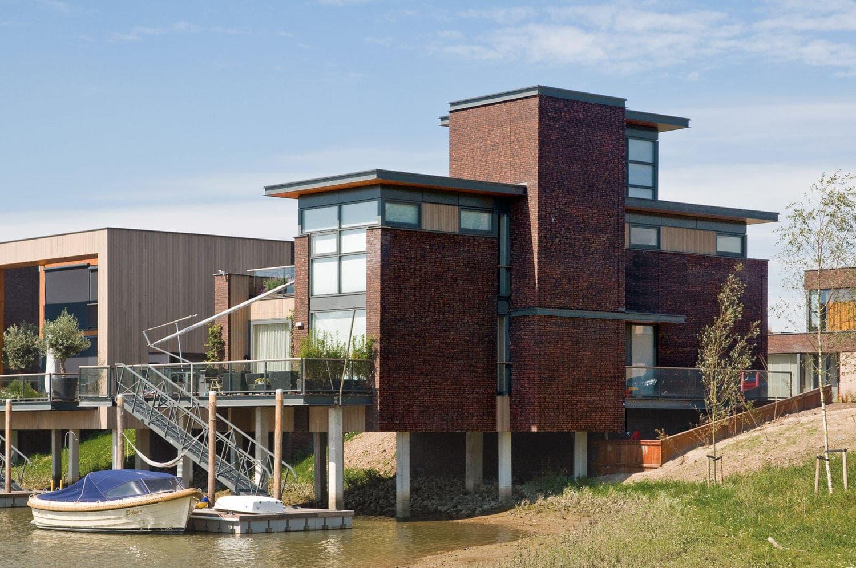 Plan Tij woningen te Dordrecht
