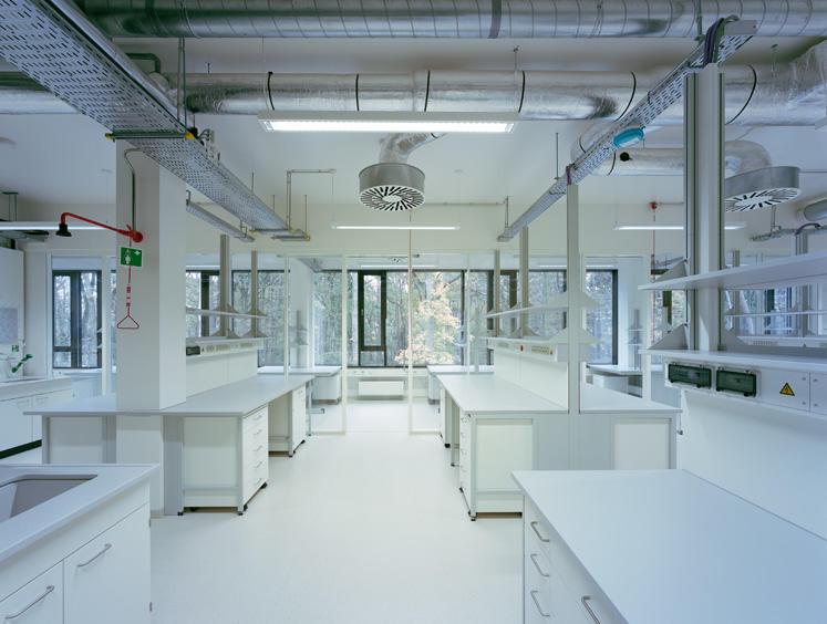 Uitbreiding Max Planck Instituut te Nijmegen
