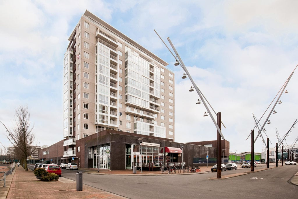 Saenredam complex Rotterdam