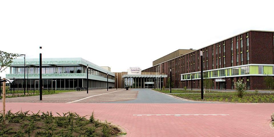 OZG ziekenhuis te Scheemda