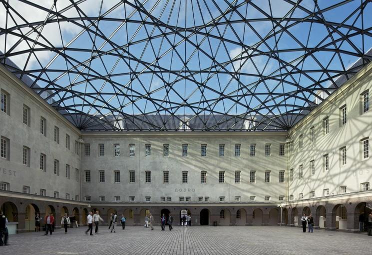 Verbouwing Scheepvaartmuseum Amsterdam