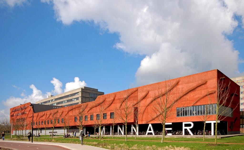 Renovatie Minnaertgebouw Utrecht