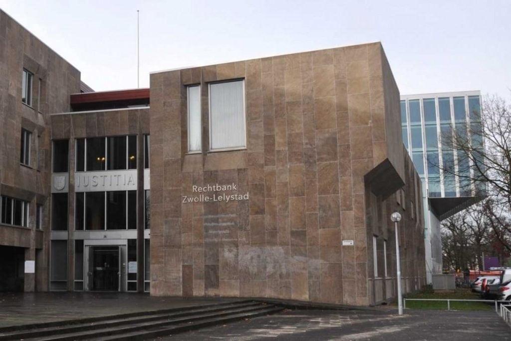 randveiligheid renovatie en nieuwbouw gerechtsgebouw Zwolle