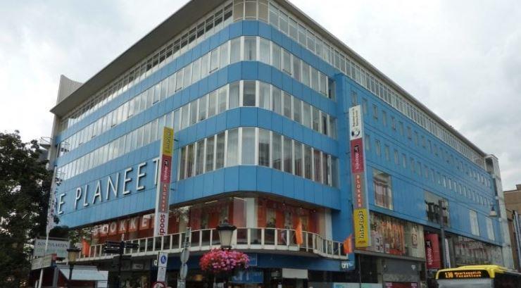 Winkelcentrum De Planeet (Houses Modernes)