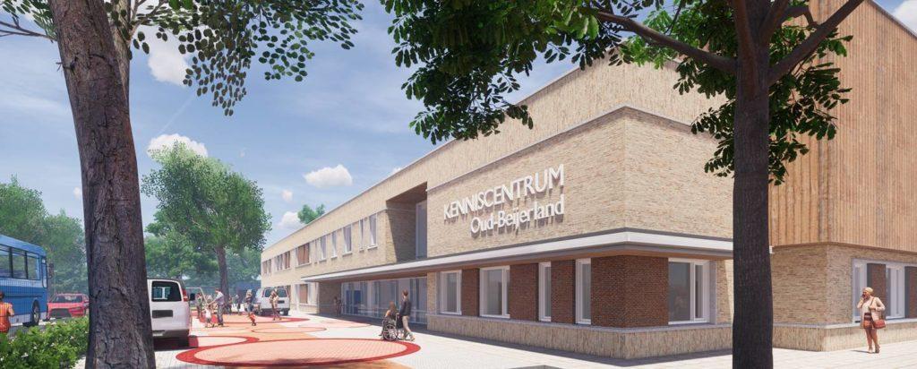 Nieuwbouw kenniscentrum BBC toezicht
