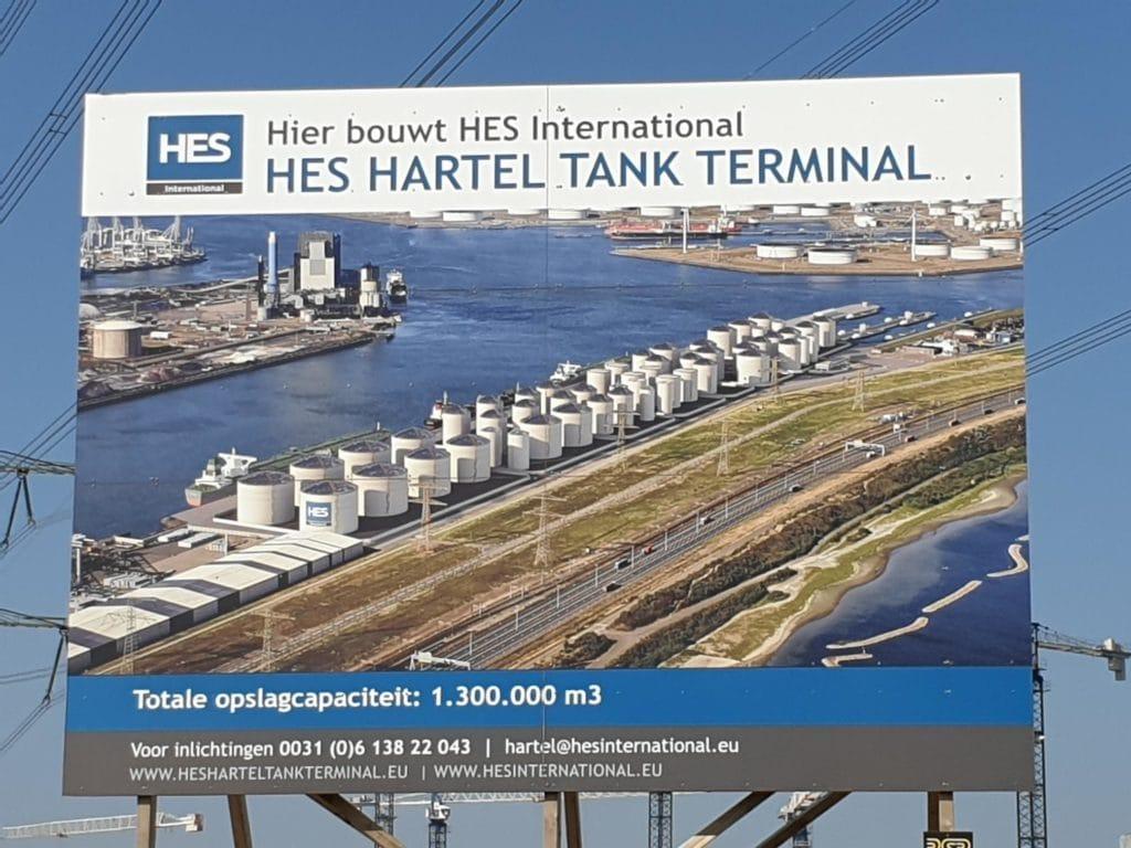 Hartel Tank Terminal
