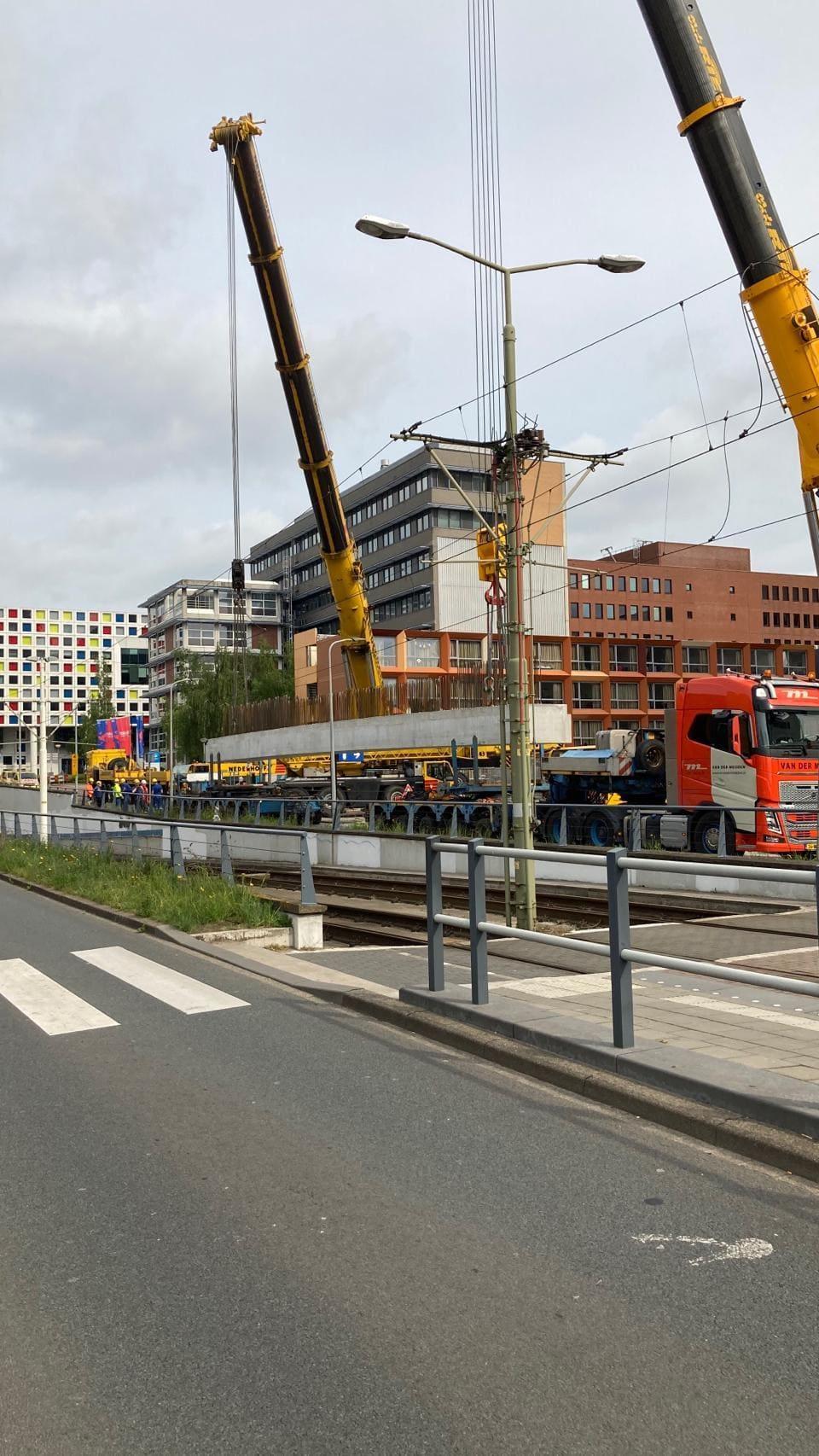Vijverhof in Den Haag