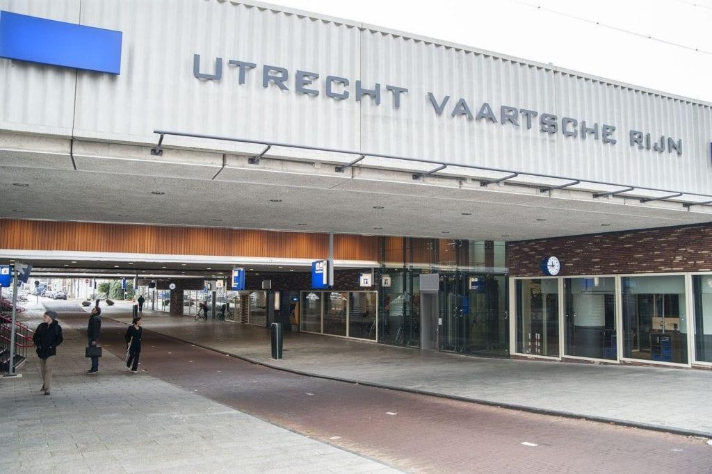 Vaartsche Rijn Westerkade Utrecht